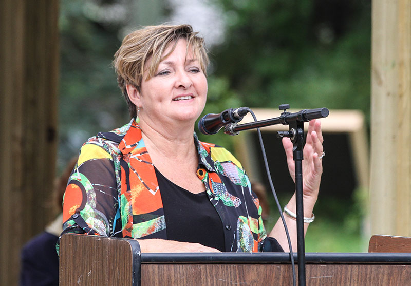 Councillor Janice Lukes, City of Winnipeg; Councillor, South Winnipeg-St. Norbert Ward