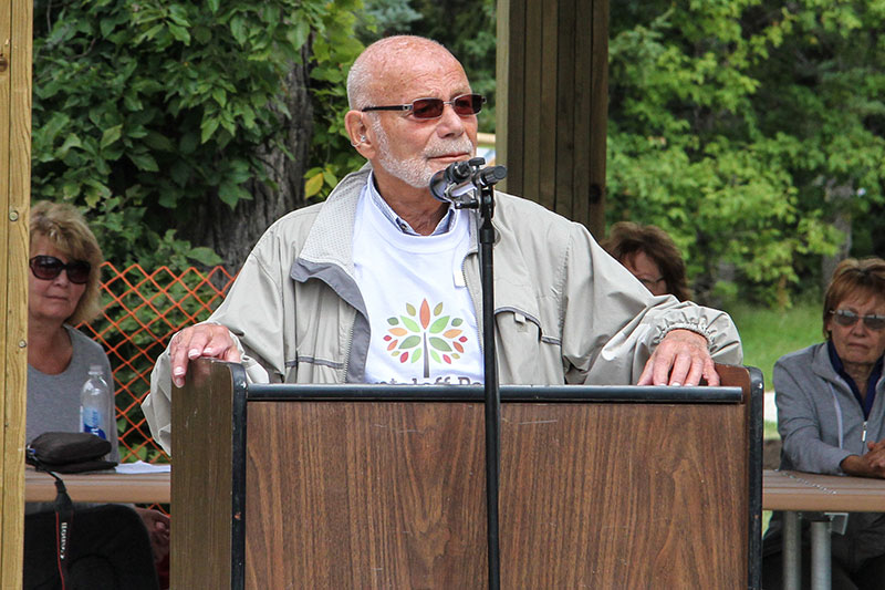 Yude Henteleff, President Emeritus, Henteleff Park Foundation
